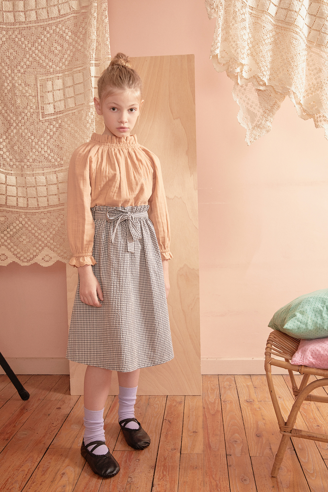 jellymade blouse girl